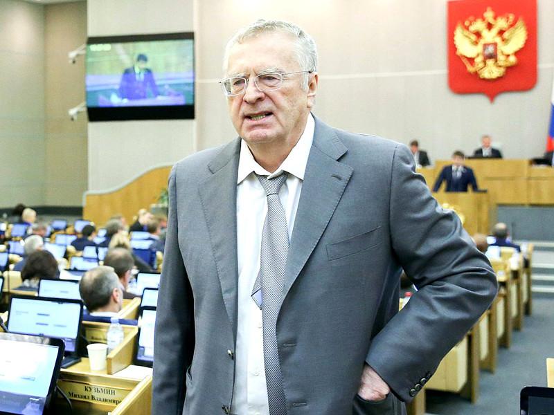 Жириновский подал иск к главе The Financial Times в Китае, назвавшего политика агентом КГБ