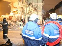 Число жертв при взрыве бытового газа в многоэтажном доме в Красноярске увеличилось до двух (ВИДЕО)