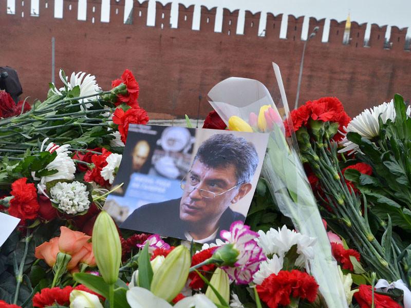 Московские власти согласовали марш памяти расстрелянного у стен Кремля оппозиционного политика Бориса Немцова