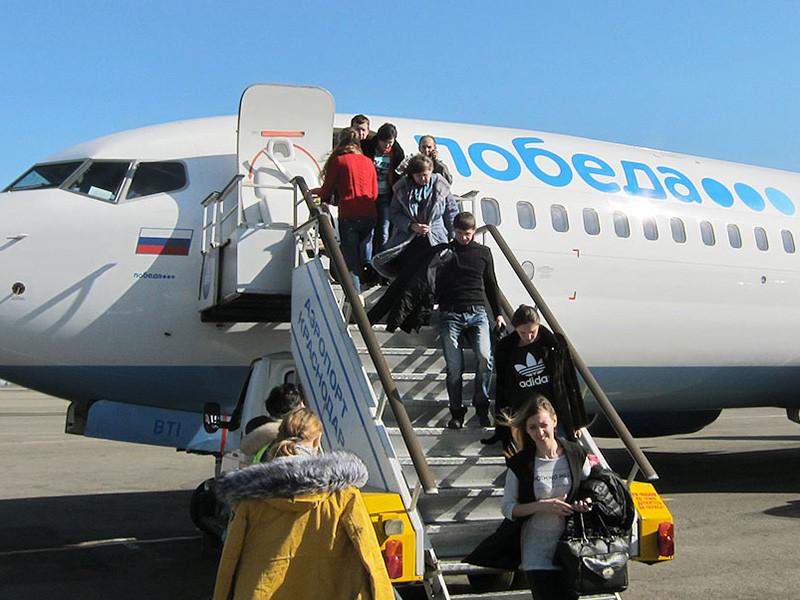 """Авиакомпания """"Победа"""", входящая в группу """"Аэрофлот"""", объявила 5 февраля, что меняет правила провоза ручной клади авиапассажирами во исполнение решения Верховного суда (ВС) РФ"""