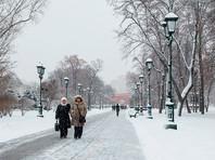 Москву сказочно окутало снегом, но погода обманчива и опасна, предупредили в МЧС (ФОТО, ВИДЕО)