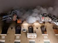 Жильцы сгоревшего дома на Никитском бульваре жаловались на его состояние с 2012 года, а две погибшие судились с мэрией