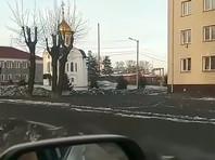 """""""В одном черном-черном городе..."""" Кузбасс покрыло угольным снегом: постапокалиптические ВИДЕО"""