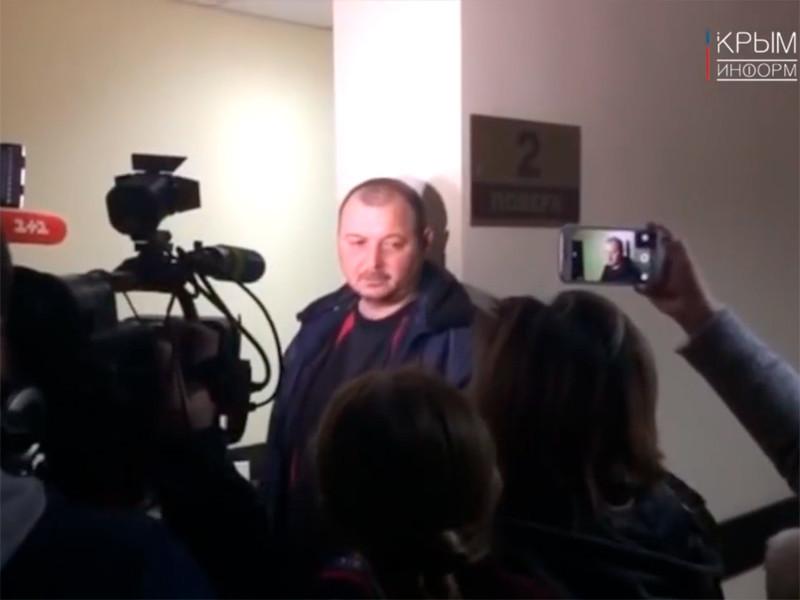 """Капитан судна """"Норд"""" Владимир Горбенко, которого украинские пограничники удерживали с марта 2018 года, вернулся в Крым. 28 января 2019 года сообщалось, что он пропал без вести"""