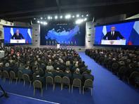 """15-е послание Путина: от президента ждали, что он скажет """"про людей"""", это он и сделал, ведь рейтинги его падают"""