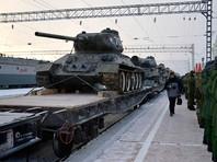 В Кантемировской гвардейской танковой дивизии отремонтировали 30 танков Т-34, возвращенных Лаосом