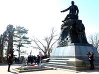 МИД РФ вернул Украине ноту протеста, направленную в связи с поездкой Путина в Крым