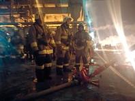 Ликвидирован пожар на нефтеперерабатывающем заводе в Самарской области