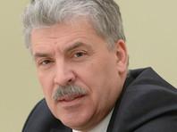Заграничные счета не пустили Грудинина в Госдуму по мандату покойного Жореса Алферова