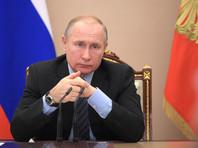 Путин подписал указ о приостановке выполнения Россией ДРСМД