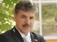 Экс-кандидат в президенты Павел Грудинин может получить депутатский мандат нобелевского лауреата Жореса Алферова