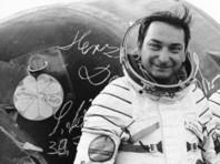 """Скончался Валерий Быковский - """"космонавт номер пять"""", трижды побывавший в космосе"""
