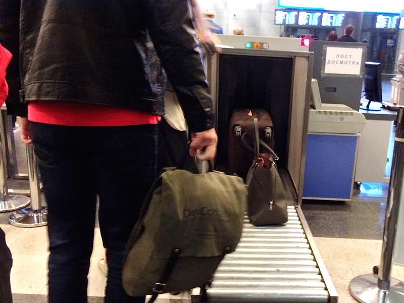 МИД сообщил о сознательной попытке американского дипломата провезти мину через аэропорт Шереметьево