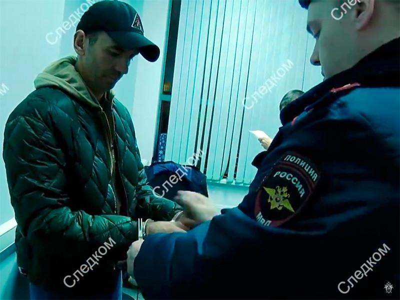 Экс-министр Открытого правительства Михаил Абызов в здании СК России