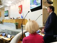 """В Госдуме """"впервые за 30 лет"""" прервали и перенесли выступление министра экономического развития"""