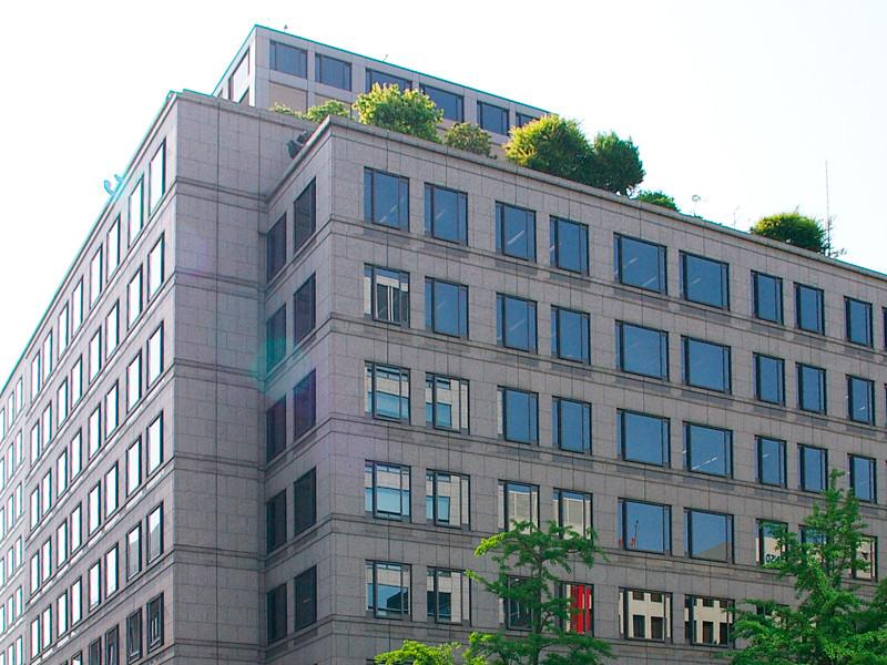 «Такэда Мидосудзи», офис Takeda Pharmaceutical в Осаке