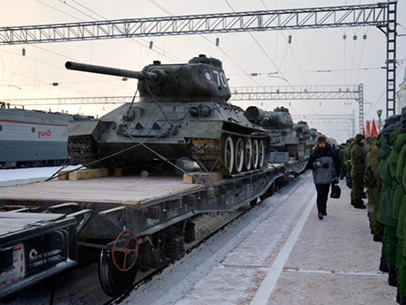 Ремонтно-восстановительный батальон Кантемировской гвардейской танковой дивизии провел техническое обслуживание 30 танков Т-34-85, поставленных из Лаоса в январе 2018 года