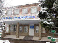 В полицию накануне утром обратилась замдиректора Волховского колледжа транспортного строительства
