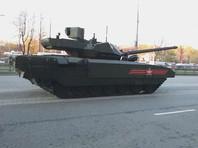 """К долгим боям готовы: танки """"Армата"""" оборудовали """"устройством СЖО"""" - оно же туалет"""