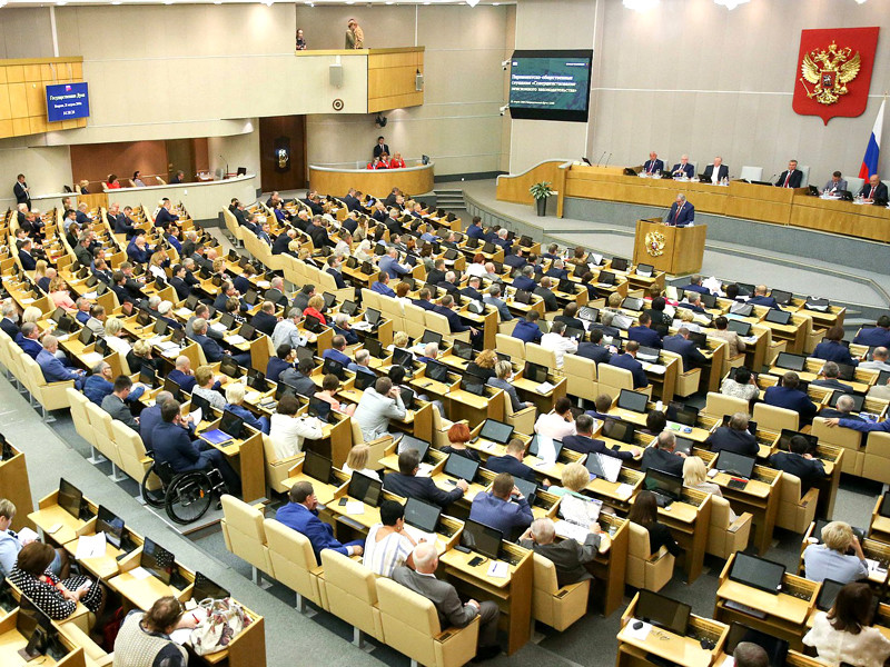 В Госдуму внесен законопроект о регистрации детей, рожденных суррогатными матерями