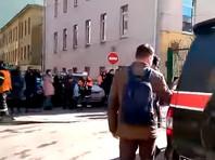 Жена раненого при взрыве в петербургской академии офицера опасается, что его выставят виновным