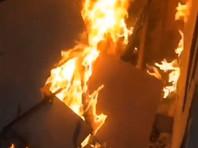 Школьницы спалили чужой дом в Ленинградской области, не справившись с разведенным костром (ВИДЕО)