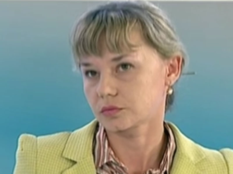 Преподавательница из Барнаула Алтайского края Татьяна Кувшинникова