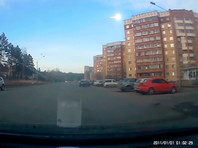 В небе над Красноярском и Канском с шумом пролетел огненный шар (ФОТО, ВИДЕО)
