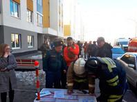 Из здания эвакуировано 20 человек, в том числе 8 детей