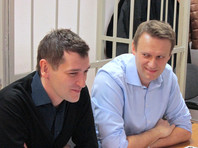 """Алексея и Олега Навальных вызвали во французский город Ван, где начинается судебное разбирательство по иску Навальных к компании """"Ив Роше"""", представители которой, как утверждает Алексей Навальный, участвовали в фабрикации уголовного дела в отношении братьев"""