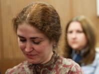 Директор Российского академического молодежного театра Софья Апфельбаум