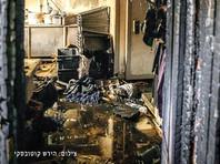 При поджоге высшего иудейского духовного учебного заведения никто не пострадал, несмотря на то, что в иешиве находилось немало людей. А на двери была обнаружена нарисованная свастика