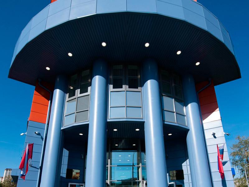 Здание Мещанского районного суда
