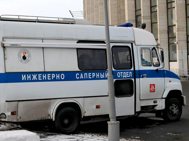 """В Балашихе около отделения полиции нашли бочку с """"бомбой"""""""