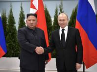 Во Владивостоке начались переговоры глав РФ и КНДР (ВИДЕО)