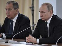 В ходе встречи с журналистами президент России заявил, что ситуацию на Корейском полуострове необходимо разрешить с учетом всех положений международного права