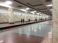 Движение поездов на синей ветке московского метро восстановлено после падения человека на рельсы