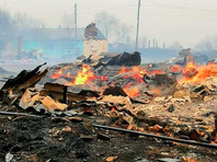 От пожаров пострадали 14 населенных пунктов в семи муниципальных образованиях Забайкалья