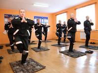 Кружок йоги в исправительной колонии №3  УФСИН России по Омской области