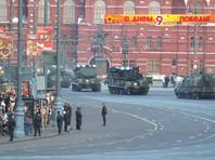Минобороны обнародовало список и порядок прохождения техники на параде 9 мая в Москве