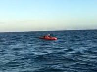 """Весельная лодка Федора Конюхова перевернулась  в результате шторма и получила повреждения. Дальше придется идти """"вслепую"""""""