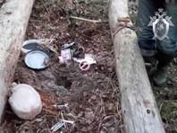В Подмосковье нашли прикованные к дереву останки пропавшего два года назад походника