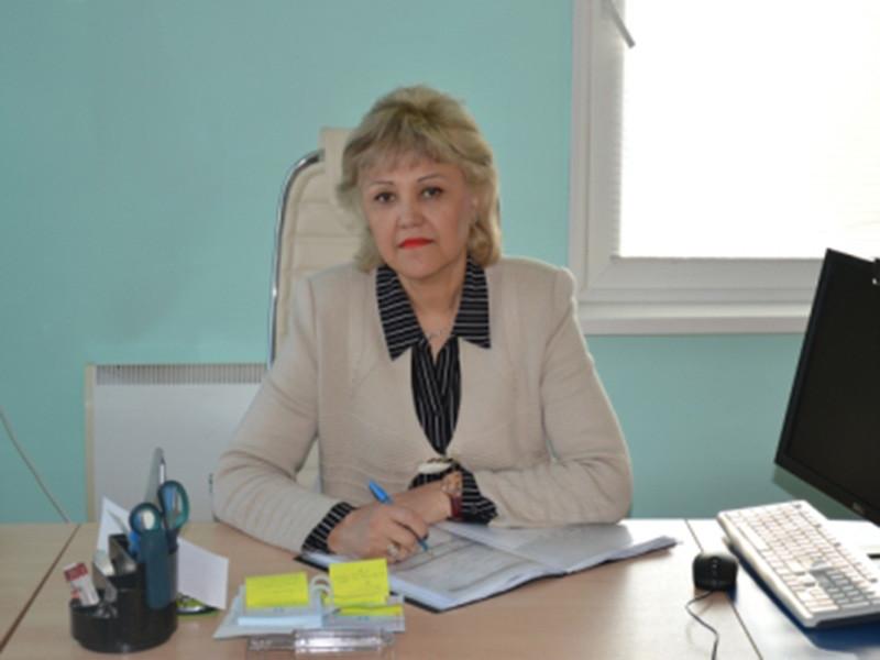 Карпова Людмила Владимировна, главный врач ГБУЗ «Баргузинская ЦРБ»