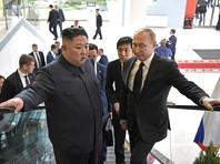 Встреча проходит на острове Русский, на базе кампуса Дальневосточного федерального университета