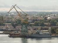 Конфискованный у президента Порошенко судоремонтный завод в Севастополе стал ремонтной базой Черноморского флота РФ