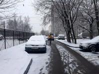 В Санкт-Петербург вернулась зима (ФОТО, ВИДЕО)