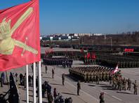 Российские десантники первыми опробовали в действии новейшие автоматы АК-12, а народу их продемонстрируют на параде Победы (ФОТО)