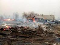 В МЧС уточнили, что в результате пожаров уничтожено 109 домов, 90 из них жилые. Также сгорело 58 надворных построек, включая животноводческие стоянки. Погибло 50 голов крупного рогатого скота и 70 голов мелкого рогатого скота