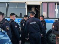 В Петербурге задержали участников молчаливой ЛГБТ-акции и несколько часов продержали в спецтранспорте (ФОТО)