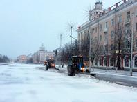 Зима вернулась на Урал и движется на Сибирь, где ожидаются метели и очень сильный ветер (ФОТО, ВИДЕО)